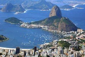 Rio de Janeiro - Baia de Guanabara